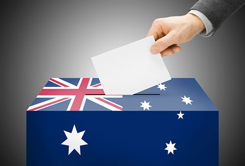 Australians have been promised a plebiscite on marriage.